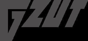 Logo Gliwickich Zakładów Urzadzeń Technicznych w Gliwicach