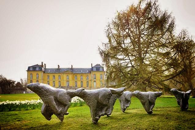 Wilki w Ministerstwie Spraw Zagranicznych Francji