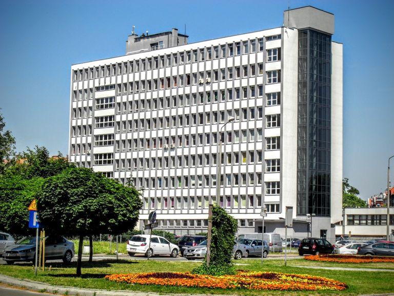 Biurowiec przy ul. Kościuszki wyremontowany