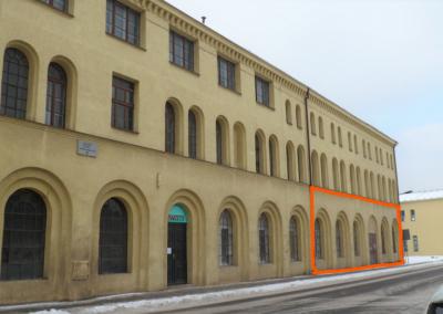 Biuro o powierzchni 82 m kw